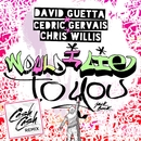 Would I Lie To You (Cash Cash Remix)/David Guetta & Cedric Gervais & Chris Willis