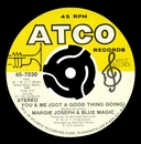 What's Come Over Me / You And Me (Got A Good Thing Going)/Margie Joseph & Blue Magic