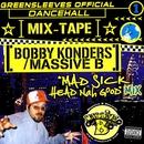 Greensleeves Official Dancehall Mixtape Vol. 1 - Bobby Konders / Massive B/Bobby Konders & Massive B