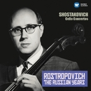 Shostakovich: Cello Concertos Nos 1 & 2 (The Russian Years)/Mstislav Rostropovich