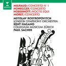 Milhaud, Honegger, Hoddinott & Moret: Works for Cello and Orchestra/Mstislav Rostropovich