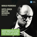 Lopes-Graça, Knipper & Weinberg: Cello Concertos (The Russian Years)/Mstislav Rostropovich