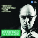 Tishchenko, Khachaturian & Toyama: Cello Concertos (The Russian Years)/Mstislav Rostropovich