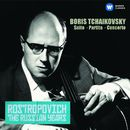 Tchaikovsky, Boris: Cello Concerto, Suite & Partita (The Russian Years)/Mstislav Rostropovich
