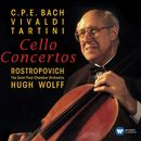 Baroque Cello Concertos/Mstislav Rostropovich