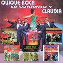 Los EP's Originales/Quique Roca, su conjunto y Claudia