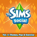 The Sims Social Volume 1: Themes, Pop And Exercise/EA Games Soundtrack