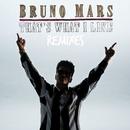 That's What I Like (PARTYNEXTDOOR Remix)/Bruno Mars