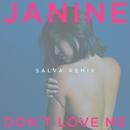 Don't Love Me (Salva Remix)/Janine