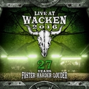 Battering Ram (Live)/Saxon