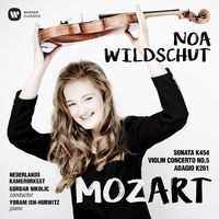 Mozart: Violin Concerto No. 5, Violin Sonata No. 32 & Adagio