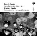 Haydn, Joseph & Michael : Horn Concertos  -  Apex/János Rolla