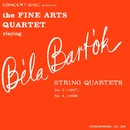 Bartók: String Quartets No. 3 & No. 4 (Remastered from the Original Concert-Disc Master Tapes)/Fine Arts Quartet
