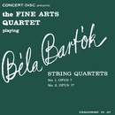 Bartók: String Quartets No. 1 & No. 2 (Remastered from the Original Concert-Disc Master Tapes)/Fine Arts Quartet