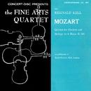 Mozart: Quintet for Clarinet and Strings, K. 581 (Remastered from the Original Concert-Disc Master Tapes)/Fine Arts Quartet & Reginald Kell