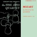 Mozart: The Four Flute Quartets (Remastered from the Original Concert-Disc Master Tapes)/Members of the Fine Arts Quartet & Samuel Baron
