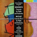 Hindemith: Violin Concerto & Mozart: Violin Concerto No. 3 (Transferred from the Original Everest Records Master Tapes)/London Symphony Orchestra & Sir Eugene Goossens & Joseph Fuchs