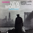 """Dvorak: Symphony No. 9 in E Minor, Op. 95 """"From the New World"""" (Transferred from the Original Everest Records Master Tapes)/London Symphony Orchestra & Leopold Ludwig"""