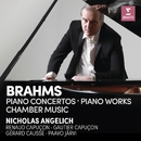 Brahms: Piano Concertos, Piano Works & Chamber Music/Nicholas Angelich