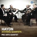 Haydn: 29 String Quartets/Pro Arte Quartet