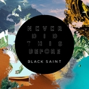 Never Did This Before/Black Saint