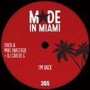 I'm Back (Jaus Mix)/Erich & Mike Enastigue & DJ Carlos G