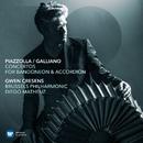 Piazzolla/Galliano: Concertos for Bandoneon & Accordion/Gwen Cresens