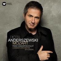 Mozart: Piano Concertos Nos 25 & 27