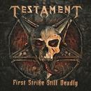 First Strike Still Deadly/Testament - Atlantic Recording Corp. (2000)