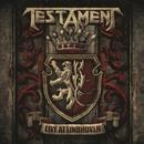Live at Eindhoven/Testament - Atlantic Recording Corp. (2000)