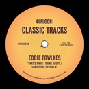 That's What I Think About / Something Special E/Eddie Fowlkes