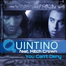 You Can't Deny (feat. Mitch Crown)/Quintino