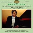 Beethoven: Piano Sonatas Ops. 27 & 57/Josef Bulva