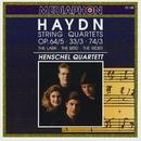 Haydn: String Quartets - The Lark, The Bird & The Rider/Henschel Quartet
