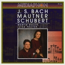 J. S. Bach: Partita No. 1 in B Minor for Violin, BWV 1002 - Mautner: 39,4 for Violin and Piano - Schubert: Fantasy in C Major for Violin and Piano, D 934/Martin Walch & Luisa Prayer