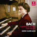 Bach: Complete Organ Works (Analogue Version Recorded 1959-67)/Marie-Claire Alain