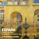 España: Spanish Piano Works/Jean-François Heisser
