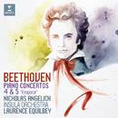 """Beethoven: Piano Concertos Nos 4 & 5, """"Emperor"""" (Live)/Nicholas Angelich"""