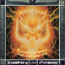 Everything Louder Than Everyone Else (Live Hamburg Germany 1998)/Motorhead
