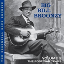 Vol. 2: The Post-War Years/Big Bill Broonzy