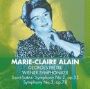 "Saint-Saëns : Symphonies Nos 2 &  3 ""Organ""/Georges Prêtre"