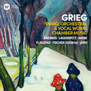 Grieg: Piano, Orchestral & Vocal Works, Chamber Music/Various Artists