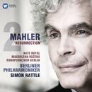 "Mahler: Symphony No.2, ""Resurrection""/Sir Simon Rattle"