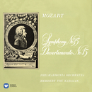"Mozart: Symphony No. 35 ""Haffner"" & Divertimento No. 15/Herbert von Karajan"