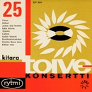 Kitara-toivekonsertti 25/Various Artists