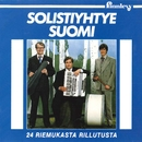 24 riemukasta rillutusta/Solistiyhtye Suomi