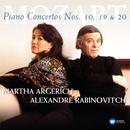 Mozart: Pianos Concertos Nos 10, 19 & 20/Martha Argerich