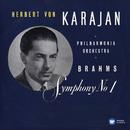 Brahms: Symphony No. 1, Op. 68/Herbert von Karajan