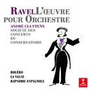 Ravel: Boléro, La valse & Rapsodie espagnole/André Cluytens