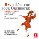 Ravel: Ma mère l'Oye & Valses nobles et sentimentales/André Cluytens